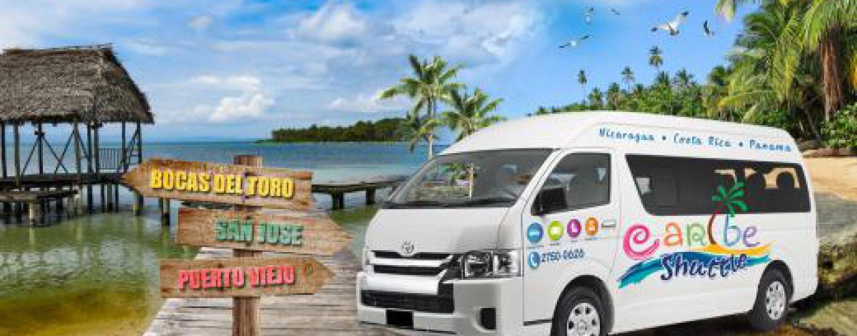 Viajes entre Costa Rica, Nicaragua y Bocas del Toro