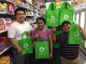 Bocas said NO to Plastic Bags!