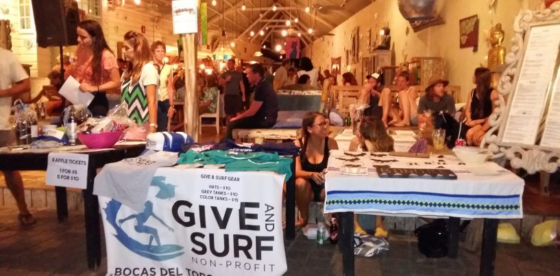 $17,000 Raised! Give and Surf's 3rd Annual Back to School Bash Beats its Goal!