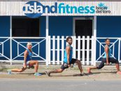 (English) Island Fitness a new gym in Bocas! Healthy Tips with Stacey