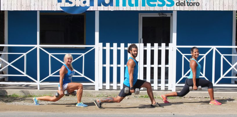 Island Fitness a new gym in Bocas! Healthy Tips with Stacey