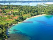 Panama Island Resort Goes Solar