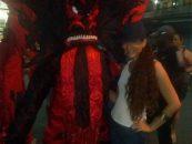 Se desata la locura- es Carnaval en Bocas del Toro, Panamá