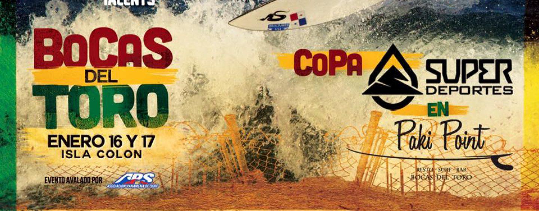 Tiempo de verano: Surf en Bocas del Toro!