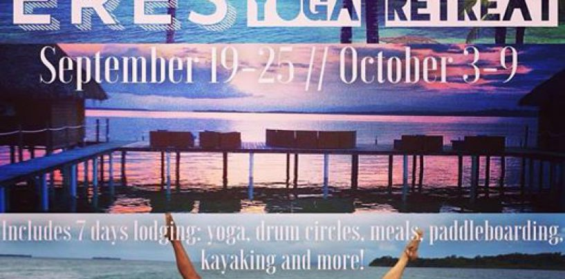 Yoga called Bocas