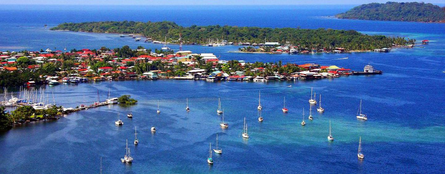 Finding Paradise: Getting to Bocas Del Toro