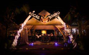 Bocas Bambu Beach Restaurant - 2