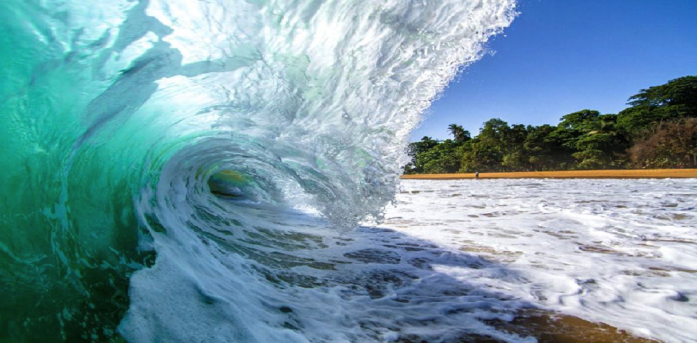 Barrel Bluff photo by James Vybiral