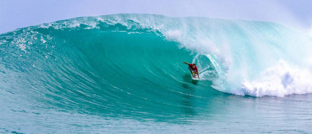 Surfing Bocas del Toro   photo by Courtesy Red Frog Resort