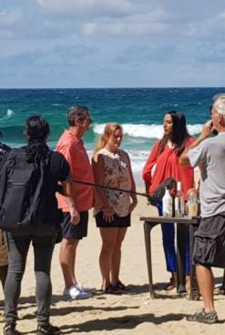 """Caribe Life"" tv show a Red Frog Resort"