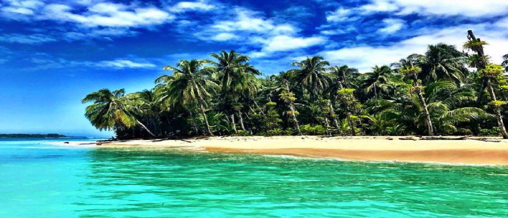 Zapatilla island