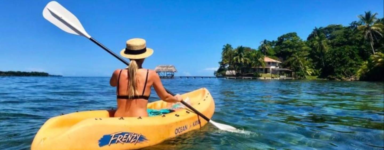 Bienvenidos a Bocas del Toro!