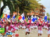 """National Holiday  """"Fiestas Patrias"""" in Bocas del Toro"""