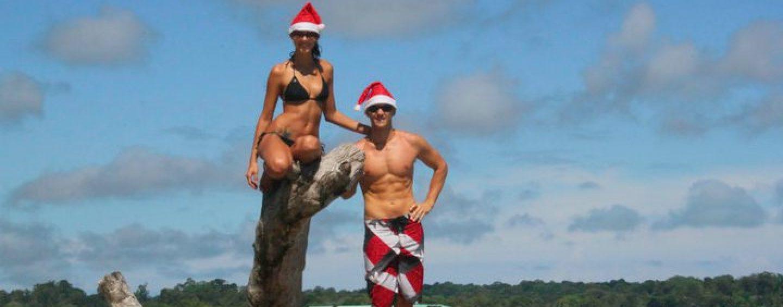 Navidad y más allá, estilo del Caribe
