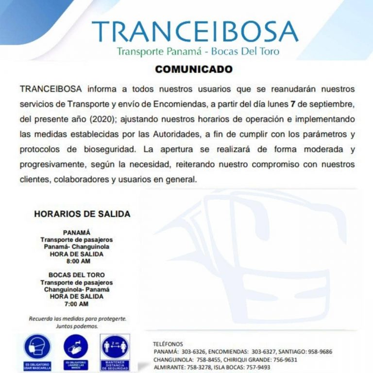 Tranceibosa Bus and Delivery - 1